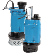 KTZ Series Heavy Duty Drainage Pumps